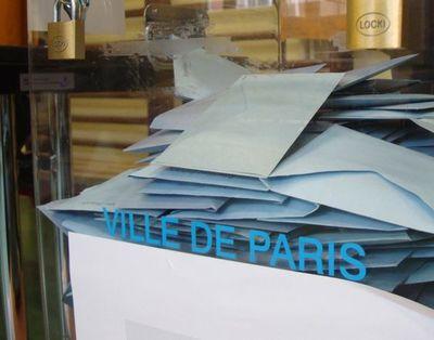 Urnes à Paris le 14 mars à 16h