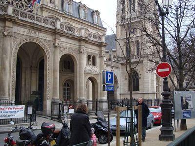 Conseil d'arrondissement du 1er de mars