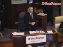 Jean-Paul Huchon entame un 3ème mandat, après 12 ans passés à la tête de l'exécutif régional