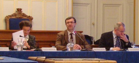 Le conseil d'arrondissement du 22 mars