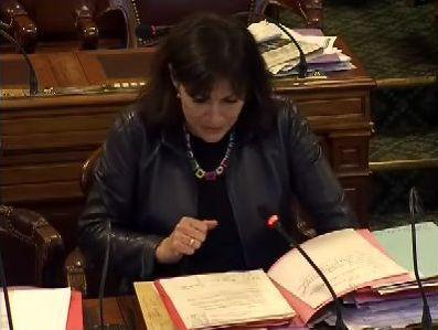 Anne Hidalgo, 1ère adjointe au Maire de Paris en charge de l'Urbanisme