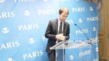 Bruno Julliard, premier adjoint au Maire de Paris © VD / PT.