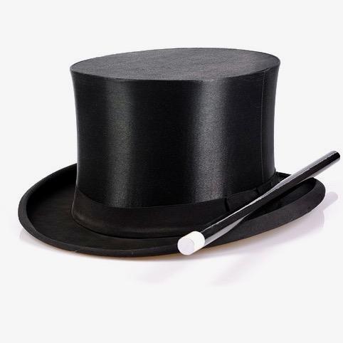 Anne Hidalgo sort un vote de son chapeau © DR