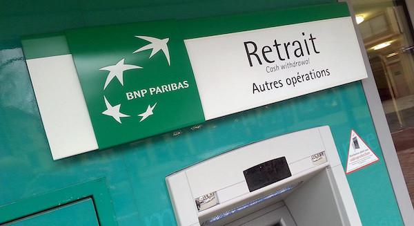 Agence BNP Paribas © Laurent Grassin.