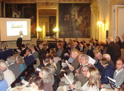 Réunion publique sur le PSMV le 18 novembre 2009 à la mairie du 7ème