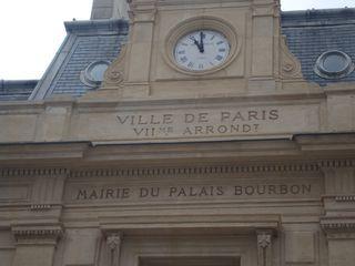 A l'ordre du jour du Conseil d'arrondissement du 7ème de mai