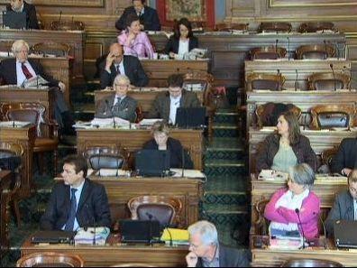 Conseil de Paris le 10 mai 2010