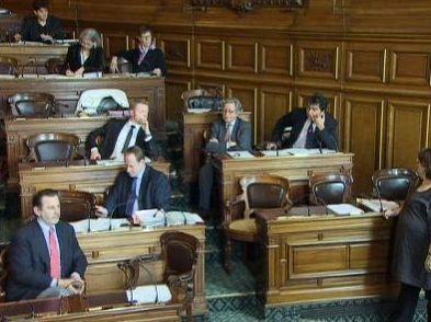 Questions d'actualité au conseil de Paris le 10 mai 2010
