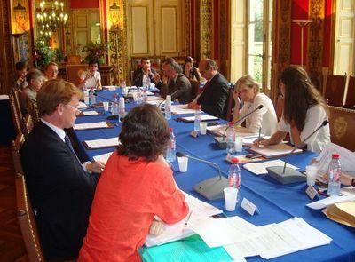 Conseil d'arrondissement du 25 juin 2009