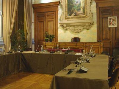 A l'ordre du jour du conseil d'arrondissement du 4ème