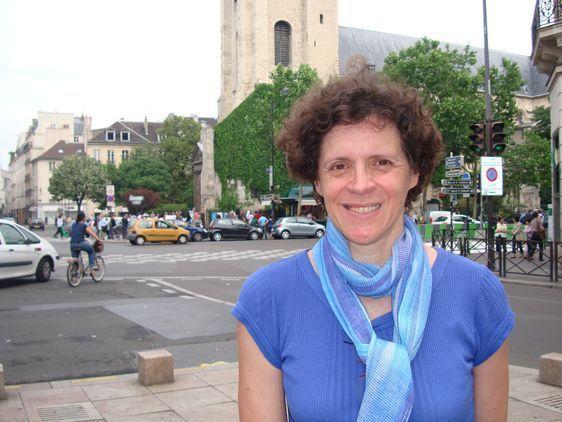 Geneviève Roy, Vice-présidente de la CCIP - Présidente de la CCIP Délégation de Paris, est une commerçante du 6ème