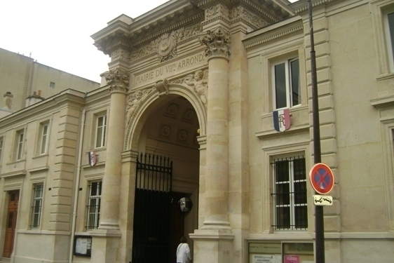 (c) MdlM : Mairie du VIIe