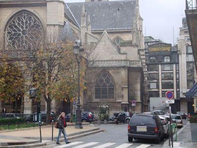Conseil de quartier Saint-Germain l'Auxerrois de juin