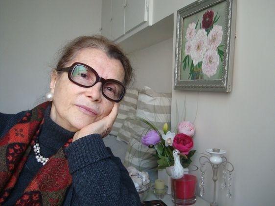 Arlette Vidal-Naquet - Photo : VD.