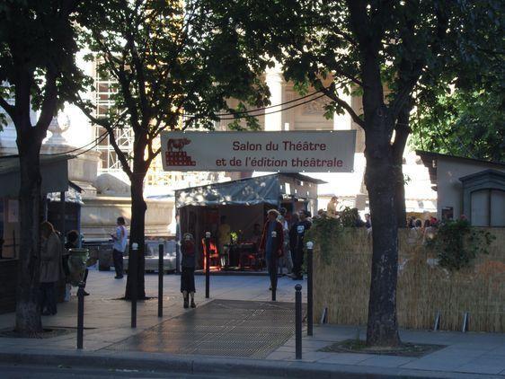 La Foire Saint Germain démarre avec le Salon du Théâtre