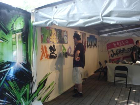 1ère Nuit du Street Art