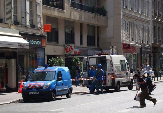 (c) TMD : Les véhicules d'intervention