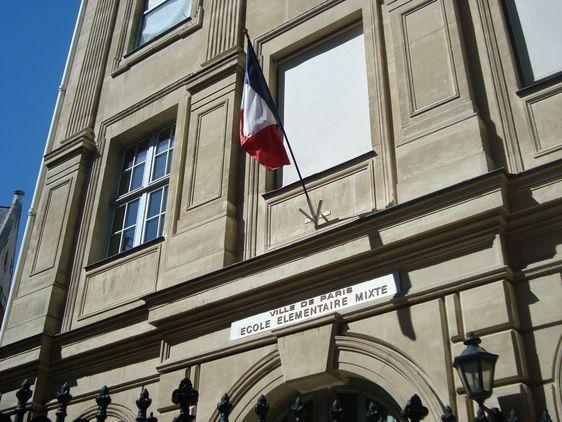 (c) Mariam Slimani - Ecole dans le 1er arrondissement
