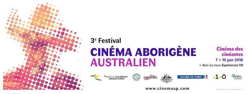 Festival du Cinéma Aborigène Australien à Paris.