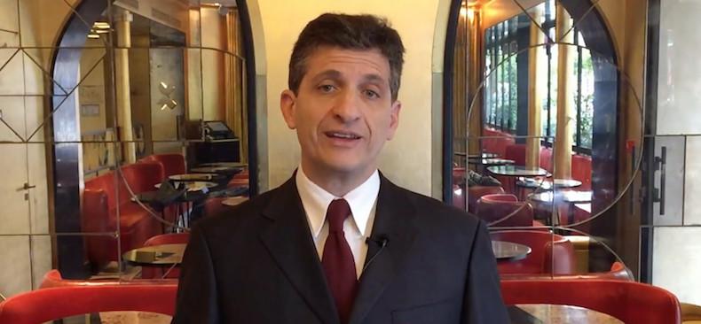 """Serge Federbusch fonde """"Aimer Paris"""""""