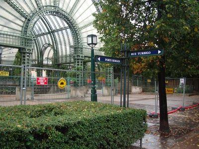La Porte du Pont-Neuf le 16 août