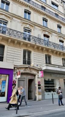 Faits divers au 94 rue Saint Lazare dans le 9e arrondissement de Paris © DR