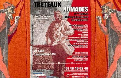 (c) Festival Tréteaux Nomades à Paris
