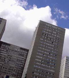 Les tours du 13ème arrondissement de Paris