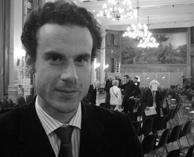 Mathias Vicherat - Photo : Paris Tribune Archives septembre 2010.