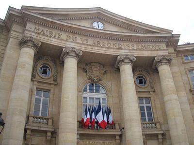 16 septembre 2010 : conseil d'arrondissement du 5ème