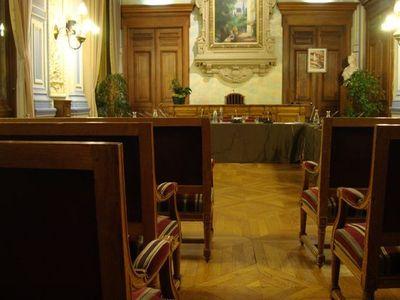 20 septembre 2010 : conseil d'arrondissement du 4ème