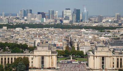 Le 16ème arrondissement de Paris