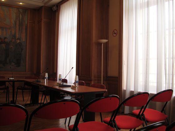 La place des 3 élus de l'opposition d'arrondissement au conseil d'arrondissement