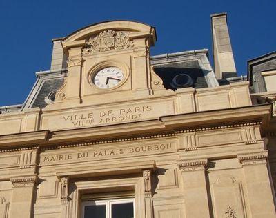 La mairie du 7ème arrondissement de Paris