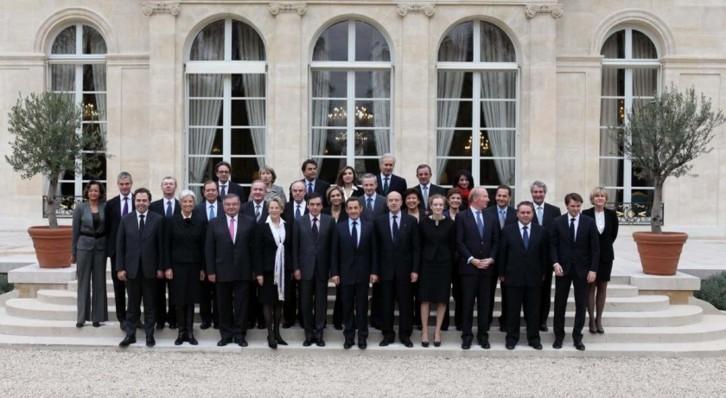 (c) Présidence de la République - le nouveau gouvernement nommé dimanche 14 novembre 2010