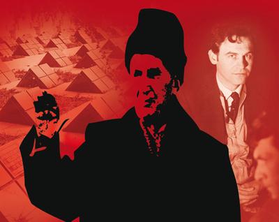 L'ombre de Dracula, documentaire d' Árpád Szőczi