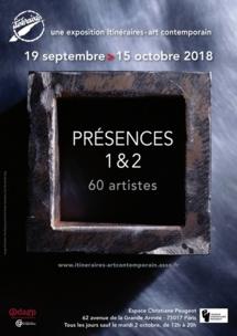 Exposition « Présences » d'Itinéraires-art contemporain