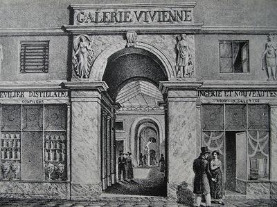Dessin publié dans Paris au cours des siècles, de Jacques Wilhelm, 1T 1961, Éditions Hachette.