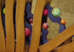 Jusqu'au 28 février 2011 : Les sculptures modifiables de Thomas Ostoya