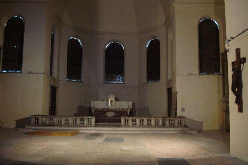 La chapelle Laennec, fermée depuis 2011, jamais désacralisée, devrait être transformée en salle d'exposition.