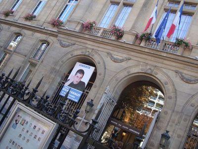 Mairie du 16e arrondissement de Paris.