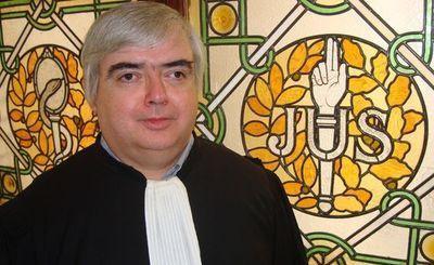 Maître Gérard Ducrey © DR - 2010.