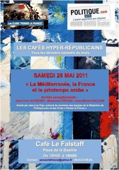 28 mai 2011 : 4ème Café Hyper-républicain