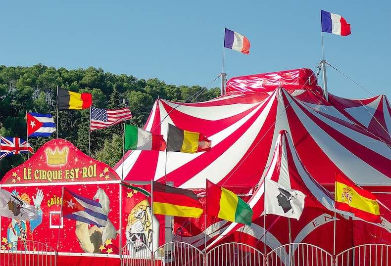 Le Cirque toujours Roi ? © DR