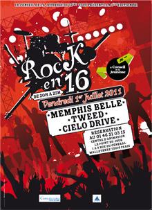 (c) Rock en 16e.