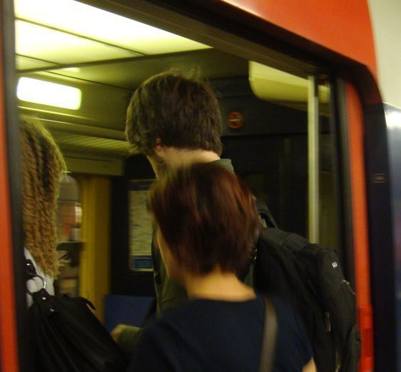 Différends à la station RER Châtelet