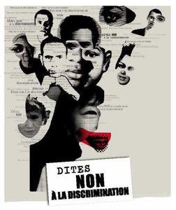 (c) Campagne 2009 Non à la discrimination : La Ville de Paris, le Conseil de l'Europe et l'association Education contre le racisme.