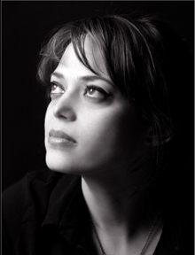 Marie-Louise Nézeys - Photo : Eric Massaud.