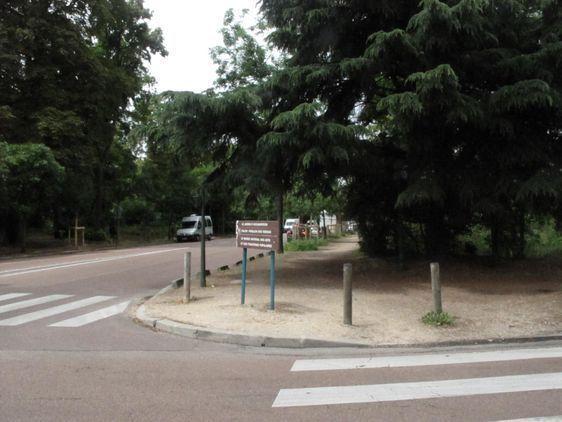 Bois de Boulogne dans le 16e arrondissement de Paris - Photo : Julie Hammett.