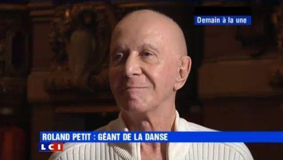 (c) Roland Petit sur LCI - Demain à la Une.